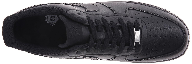 hot sale online e188d 23d0d Amazon.com   Nike Men s Air Force 1 Low Sneaker   Basketball