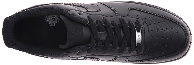 hot sale online 61b13 ff12d Amazon.com   Nike Men s Air Force 1 Low Sneaker   Basketball