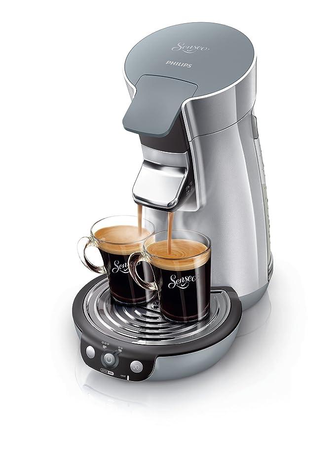Philips HD7828/51 Machine à dosettes SENSEO Viva Café Argent ...