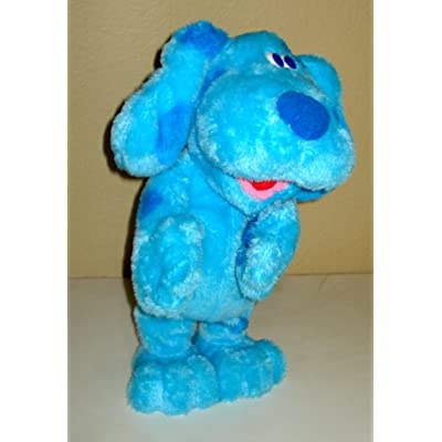Blues Clues Singing, Talking and Dancing Boogie Plush - 14 Inches: Toys & Games
