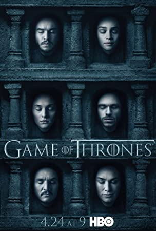 Game Of Thrones Season 6 Us Imported Tv Series Wall Poster Print