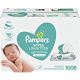 Pampers Sensitive Baby Wipes (1008 ct.) Diapering & Potty Training