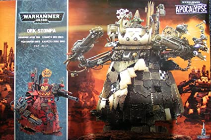 Buy Ork Stompa Titan Warhammer 40k New Online at Low Prices