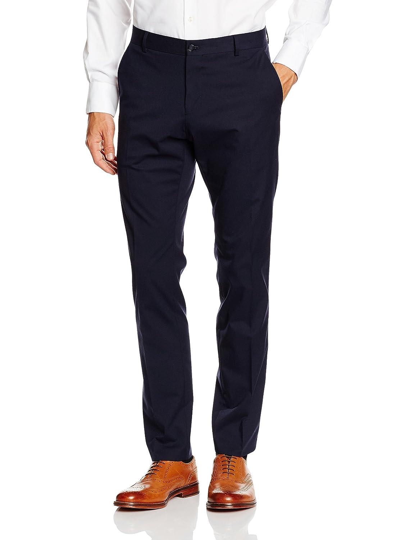 SELECTED HOMME Pantaloni (Navy Uomo 46 Blu (Navy Pantaloni Blazer) 6e6b21 eb9ee431cbc