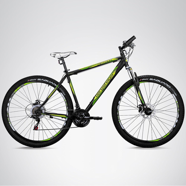 Bergsteiger Detroit 29 Zoll Mountainbike, geeignet ab 170 cm ...