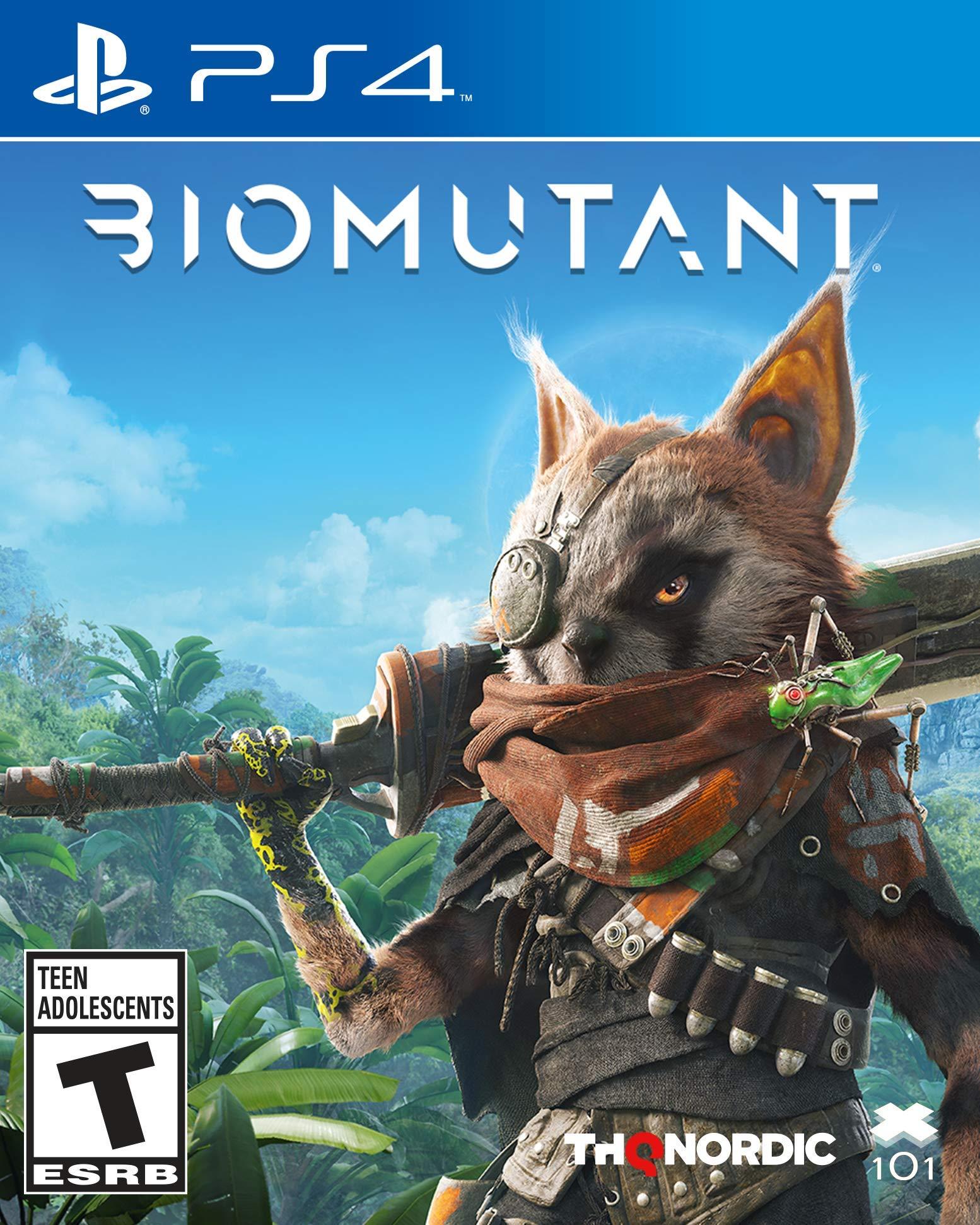Poster. Biomutant