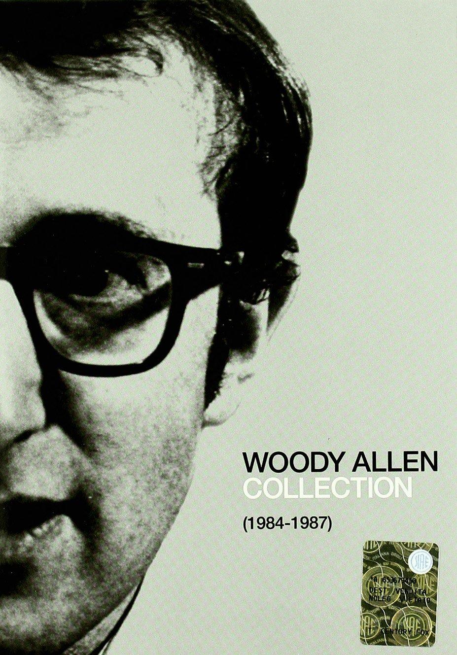 Woody Allen Collection 03 - 1984-1987 5 Dvd Italia: Amazon.es ...
