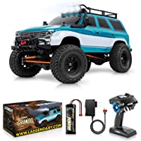 Laegendary 4WD Off Road RC Electric Truck (Blue/Green)