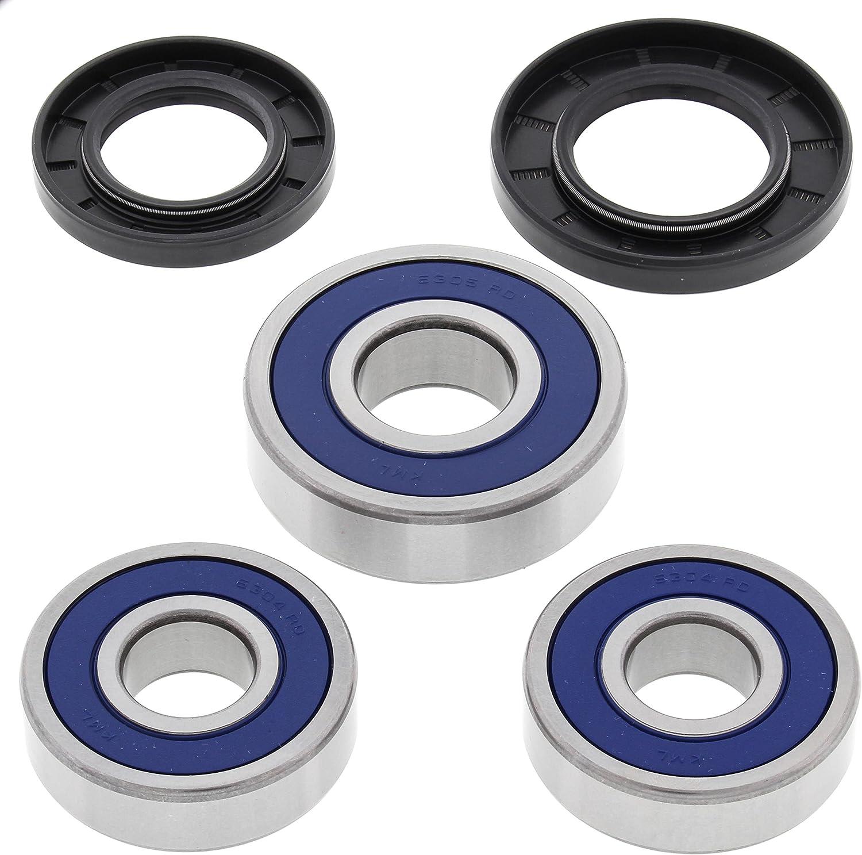 All Balls Wheel Bearing Kit 25-1775 for Yamaha FJR1300 03-16