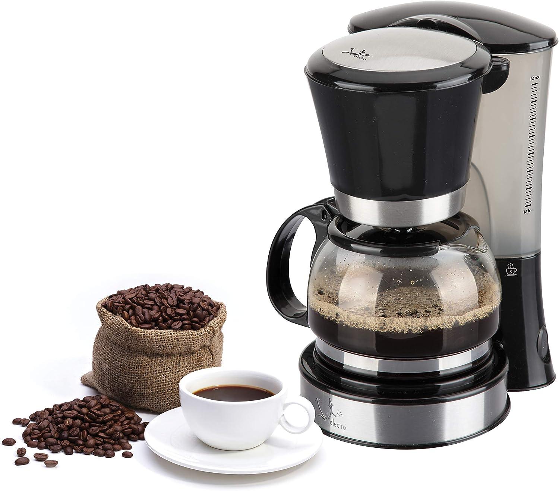 Jata Cafetera de goteo CA288N - De 2 a 8 tazas, Filtro permanente ...