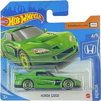 Green 2020 Hot Wheels HONDA 4//5 Honda S2000 153//250