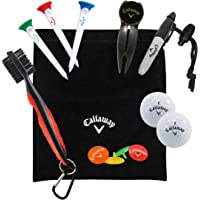 Callaway Unisex-Adult Starter Gift Set C40158, Black, One Size