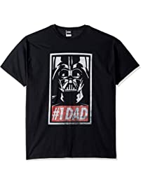 61c7d5484 Star Wars Men's Officially Licensed Tees for Dad