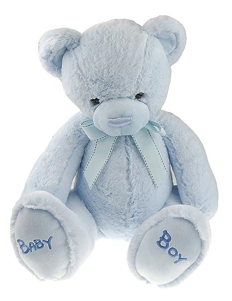 Hermoso Super suave oso de peluche niña niño 35 cm bebé