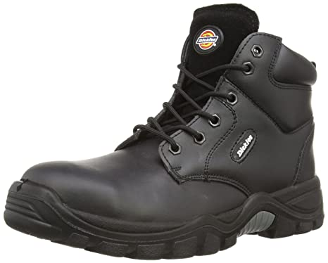 Dickies Newark Sicherheitsstiefel S3 schwarz BK 6 FA9003