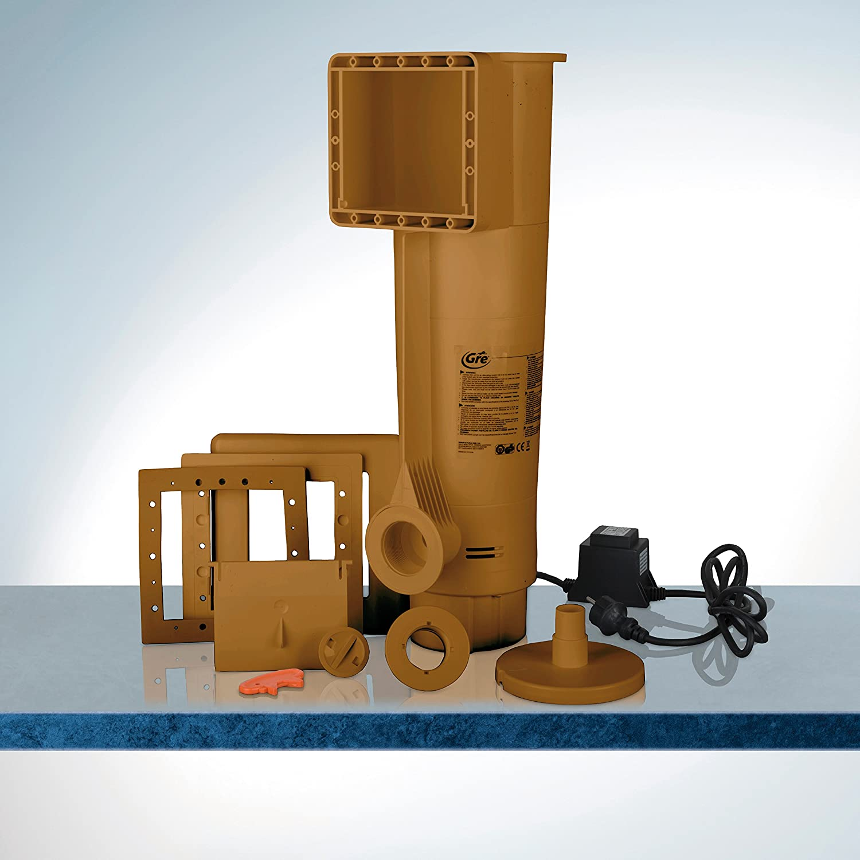 Turbine pour skimmer motoris/é Gre AR125/AR124