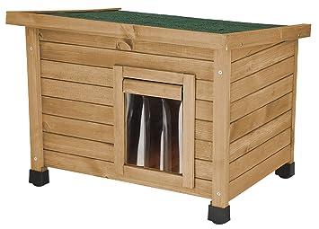 Kerbl Rustica Maison pour Chat 57 x 42 x 45 cm  Amazon.fr  Animalerie 8037c7f5b560