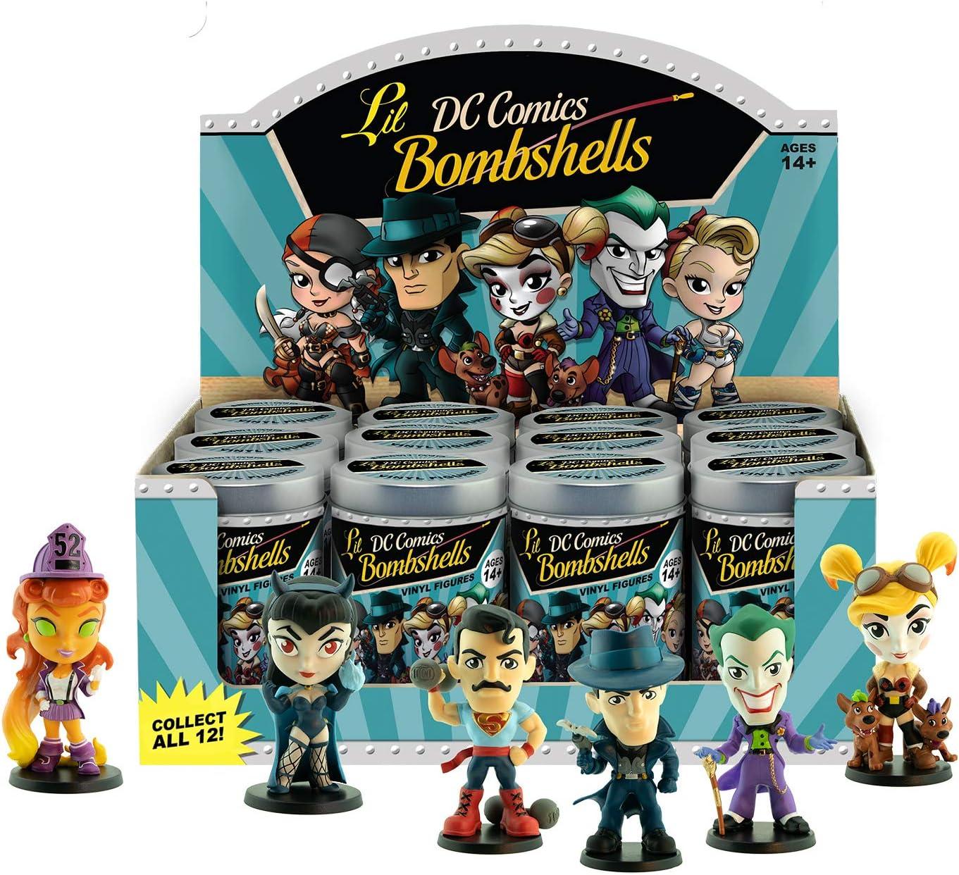 Poison Ivy Cryptozoic Entertainment DC Comics Lil Bombshells
