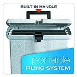 """Pendaflex Portable File Box, Granite, 11"""" H x 14"""" W"""