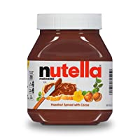 Deals on Nutella Chocolate Hazelnut Spread 26.5-Oz