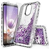 LG Stylo 4 Case, LG Stylo 4 Plus Glitter Case