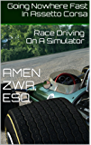 Going Nowhere Fast In Assetto Corsa (2016-12-24): Race Driving On A Simulator (English Edition)