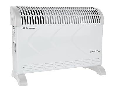 Orbegozo CV 2300 – Convector de calor, 2000 W de potencia, 3 niveles de funcionamiento