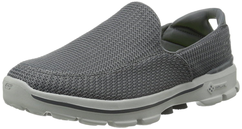 Skechers Performance Men's Go Walk 3 Slip-On Walking Shoe B00OS93LUU 16 D(M) US|Charcoal