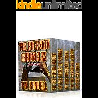 The Buckskin Chronicles: Volumes 6-10 (English Edition)