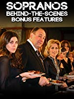 Sopranos Behind-The-Scenes Bonus Features