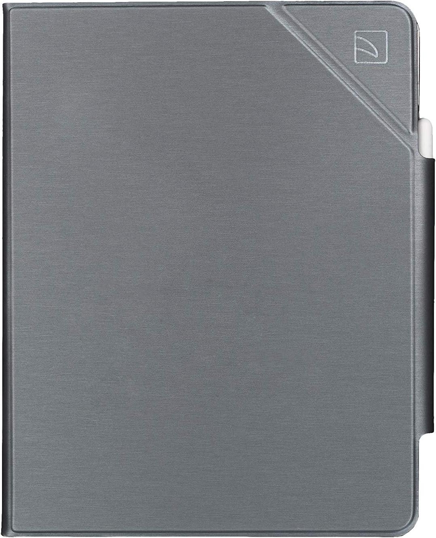 "Tucano folio case compatible with iPad Pro 12.9"" 2018 protective cover stand"