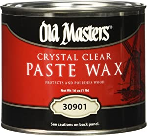 Old Masters 30901 Paste Wax