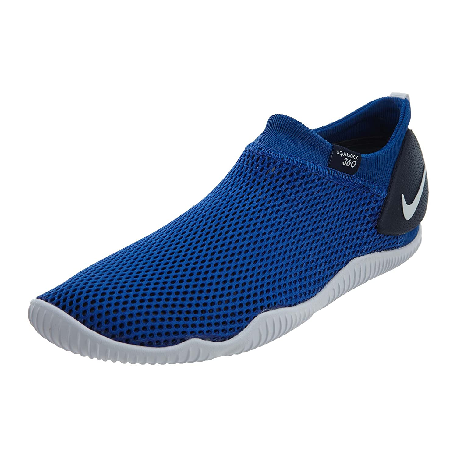 4fb48bbb3e NIKE Kids Aqua Sock 360 (Gs/Ps) / Royal-Obsdn: Buy Online at Low Prices in  India - Amazon.in