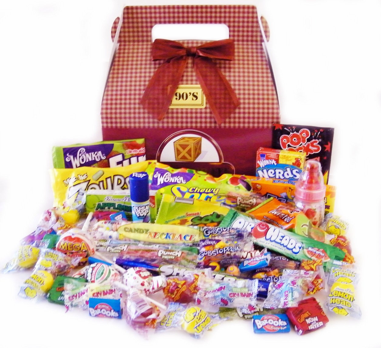 Amazon.com : Candy Crate 1940's Retro Candy Gift Box ...