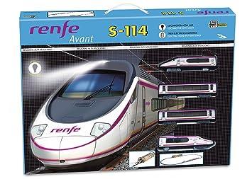 PEQUETREN- Renfe Tren, Color (Servicios E Ind. del Juguete,SA 700)