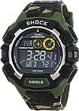 Timex Shock Digital Grey Dial Men's Watch - T49971