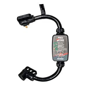 Hughes Autoformer PWD50 Power Watch Dog 50 AMP Surge Protector