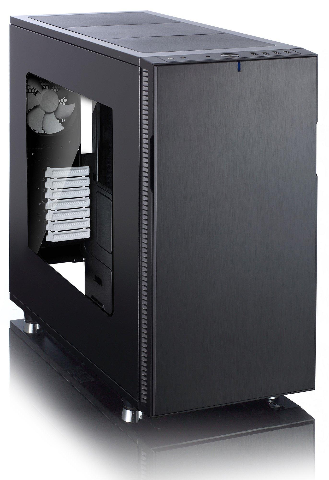 Fractal Design Define R5 Gaming Case with Window Cases FDCADEFR5BKW