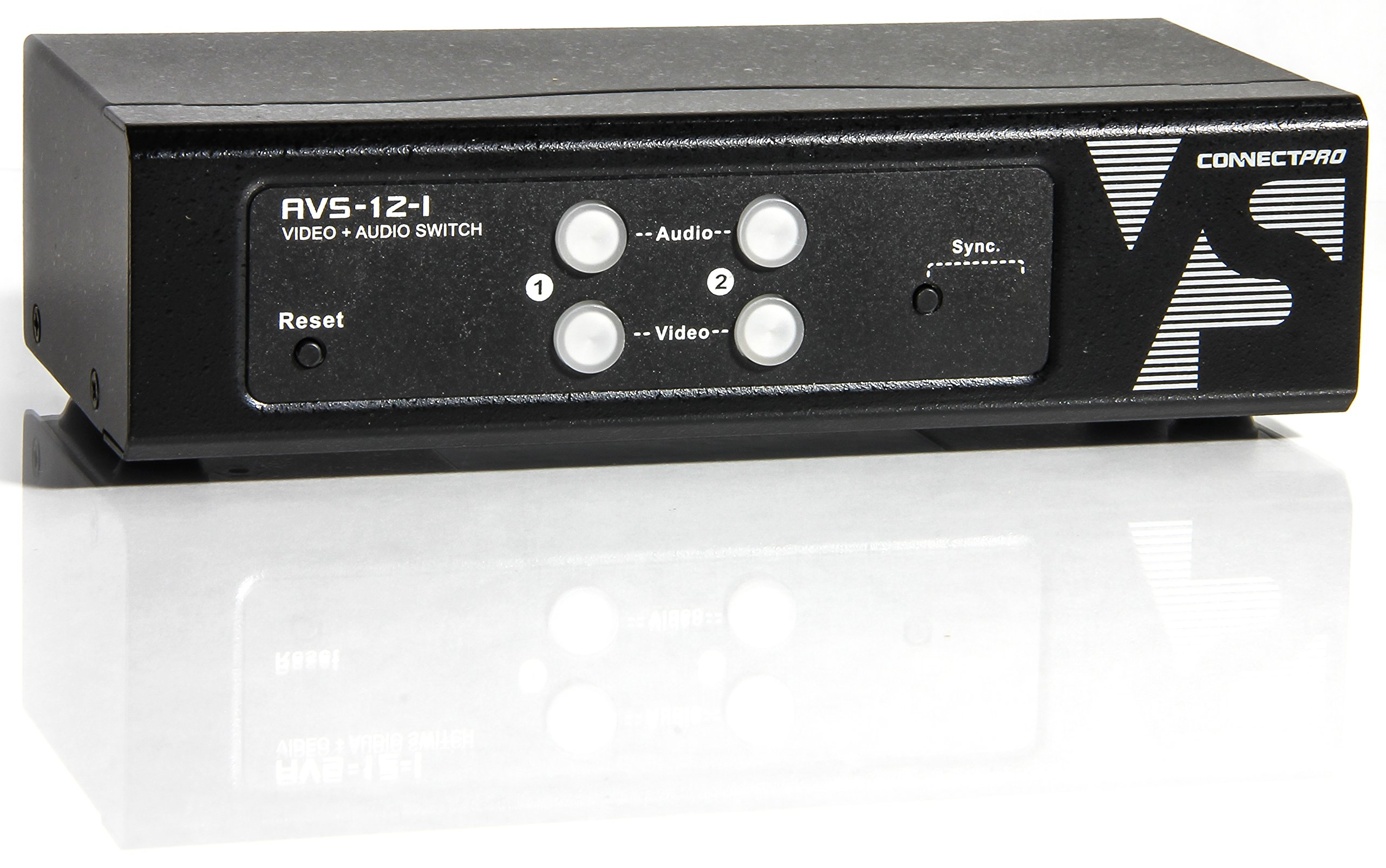 ConnectPRO 2-Port A/V Switch AVS-12-I
