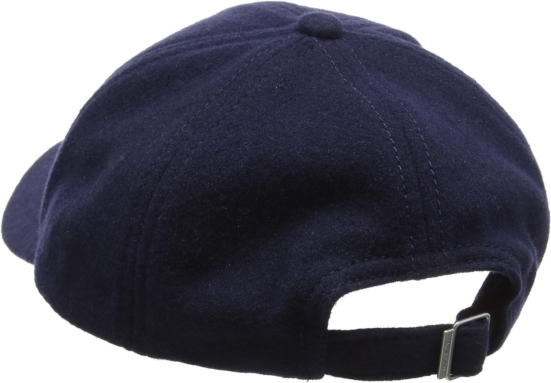 Gant O2 Melton Cap Gorra de béisbol, Azul (Navy), Talla única para ...