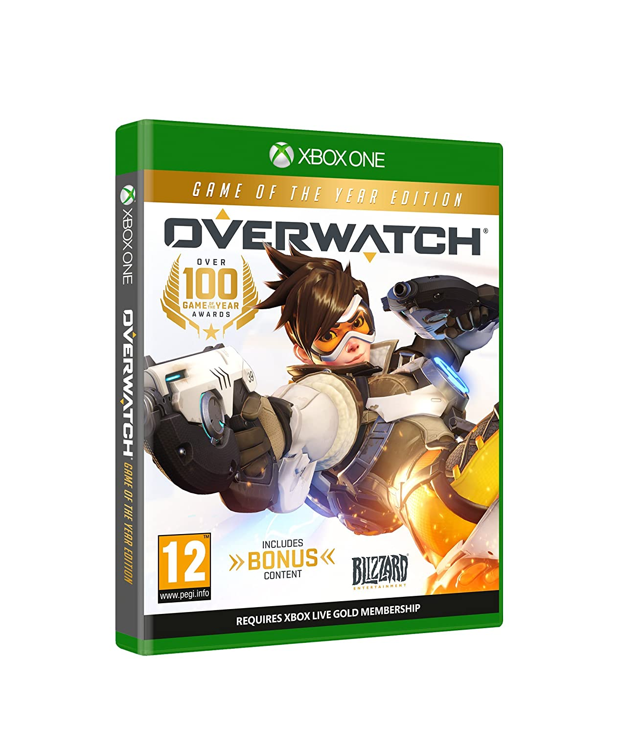 Overwatch Game of the Year Edition (Xbox One): Amazon co uk