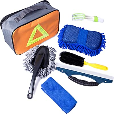 Car Washing Cleaning Tools Kit With Bag
