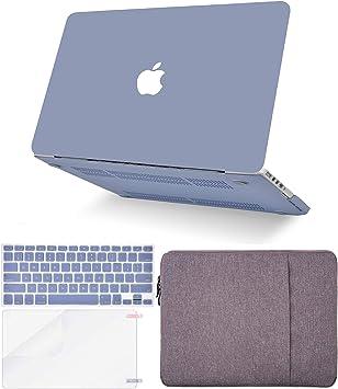 4-IN-1 For NEWEST 12/'/' MacBook Retina Matte Hard Case Sleeve Bag+Keyboard Film