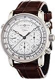 [ツェッペリン]ZEPPELIN 腕時計 Special Edition 100 Years Zeppelin シルバー 76181-BR メンズ 【正規輸入品】