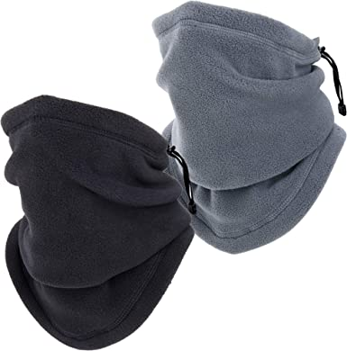 Winter Neck Gaiter for Men Women Neck Warmer for Cold Weather