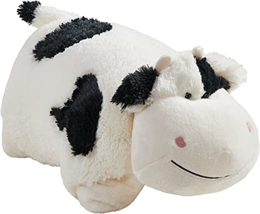 Pillow Pets Originals Cozy Cow 18