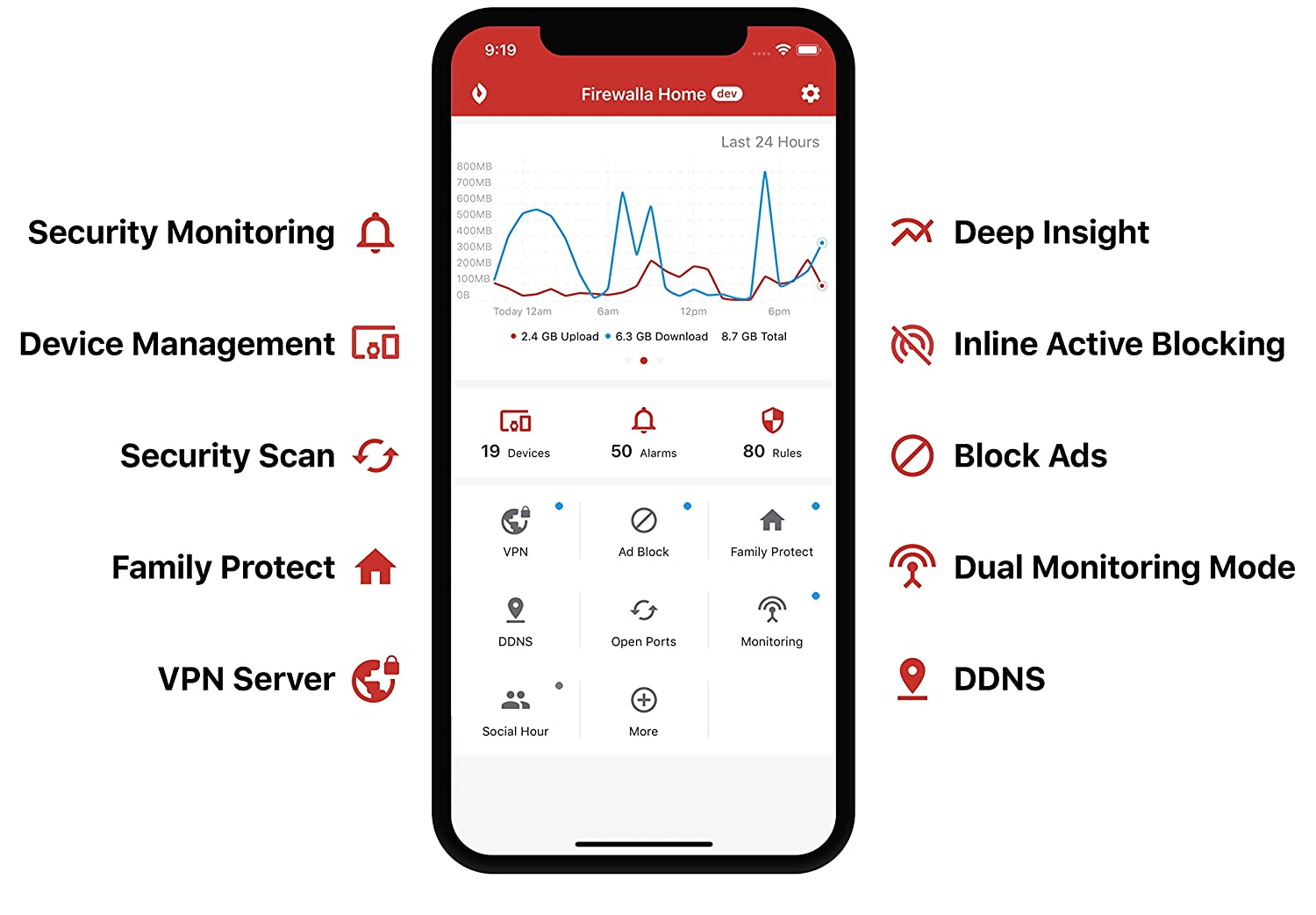 Track all phone activity with SpyStealth monitoring application.