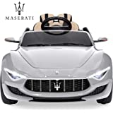 Best Choice Products 12V Maserati Alfieri Ride On Car w/ Remote Control, 3 Speeds, Trunk, Media Player, USB Port
