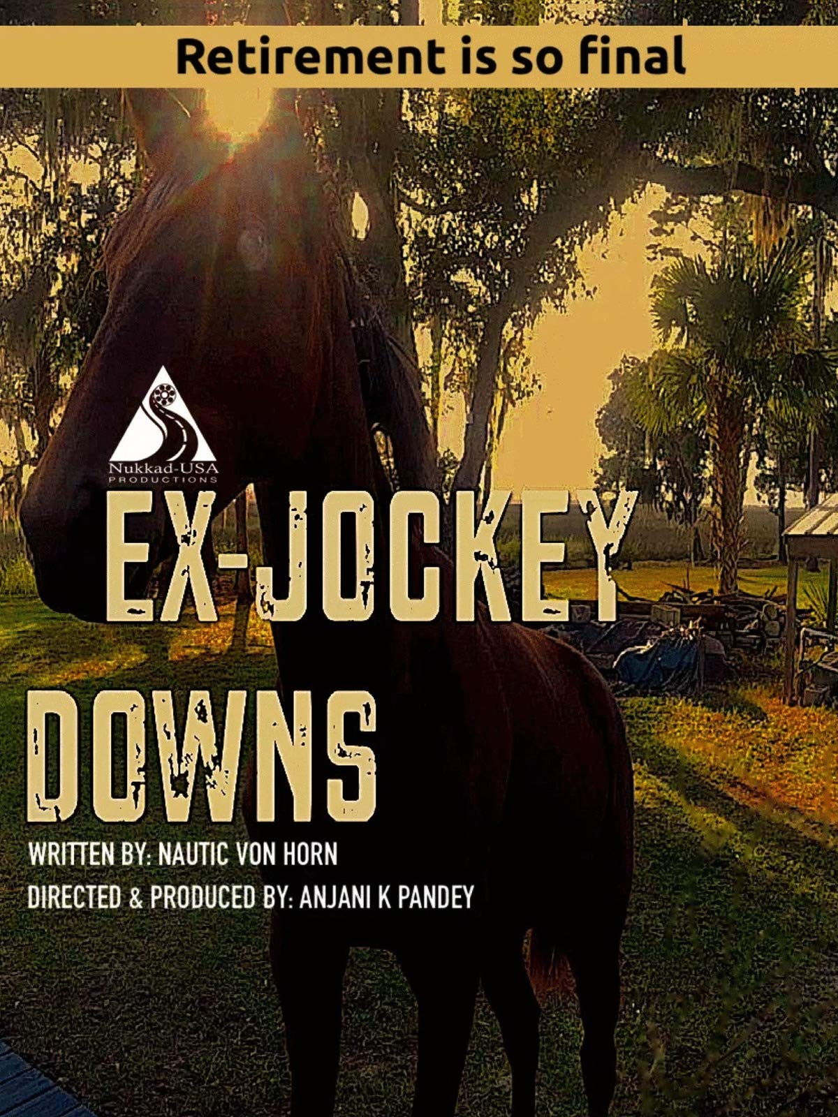 Ex-Jockey Downs