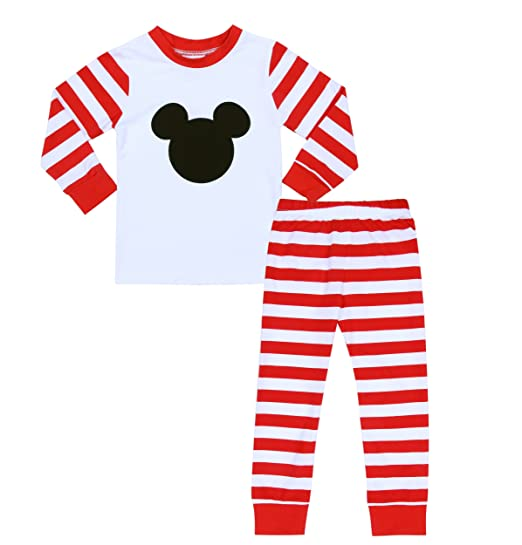 a921a6fde Babeeni Mickey Mouse Toddler Clothes Knit Loungewear Set for Baby Boys (12M)